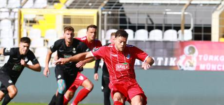Tom Boere opent rekening bij eerste zege Türkgücü München