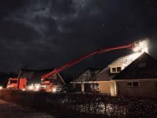 Schoorsteenbrand in Oldenzaal snel onder controle