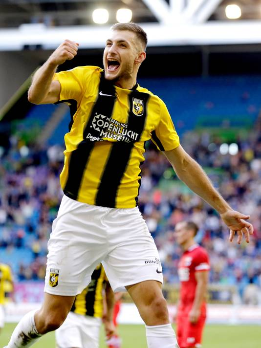 Vitesse-speler Matus Bero.