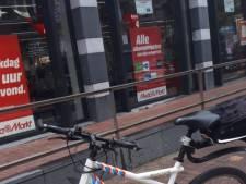Telefoondief na korte achtervolging gepakt in Dordrecht