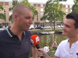 Van der Weijden: 'Voel me minder ellendig dan verwacht, kon al redelijk strompelen'