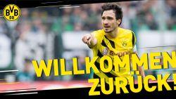 Transfer Talk. Hummels keert terug naar Dortmund -  Ampomah stuurt kat naar eerste training W.-Beveren