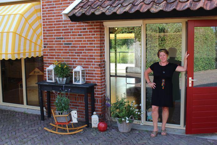 Sonja Busscher van kinderdagverblijf Aard-lief in Harbrinkhoek.