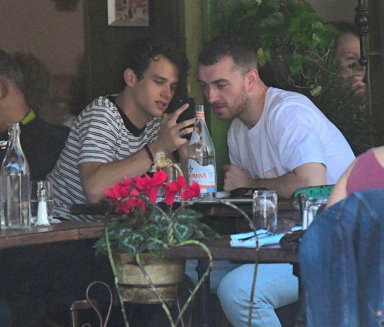 Sam Smith en Brandon Flynn