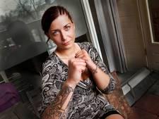 Ex-verslaafde Keja (22) kan 'eindelijk iets voor anderen betekenen'