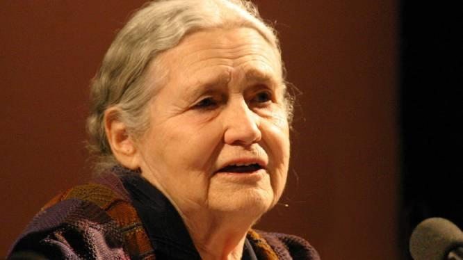 Nobelprijswinnares Doris Lessing overleden