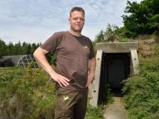 Boswachters maken duizend hangplekken in Soesterberg: niet voor jongeren, maar voor vleermuizen