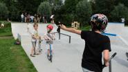 Toekomstig parkgebied Boonmarkt krijgt na de zomer paden