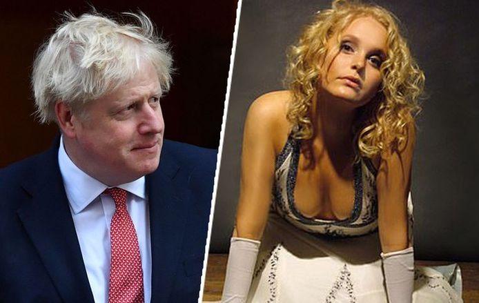 Boris Johnson en Jennifer Arcuri.