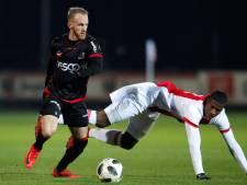 Helmond Sport komt er niet uit met Jason Bourdouxhe