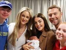 Pasgeboren zoontje Ronan Keating heet Cooper