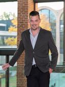 Dennis op den Dries (35) is maandagochtend in het MST in Enschede overleden.