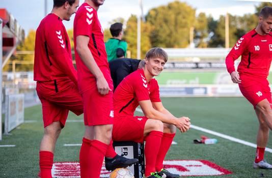 Barry Beijer is met DOVO al begonnen aan het nieuwe seizoen in de derde divisie.