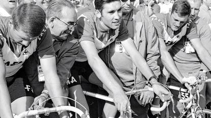 """TOUR DE MERCKX. Feest met de ploeg na rit van 329 kilometer: """"Heel fier op"""""""