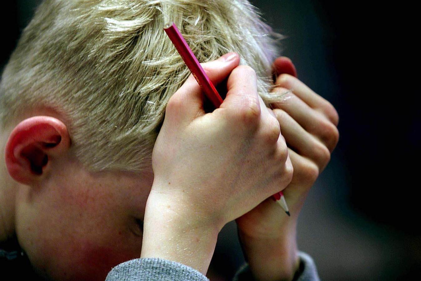 Steeds meer kinderen, in verschillende leeftijdsgroepen, worstelen met stress.