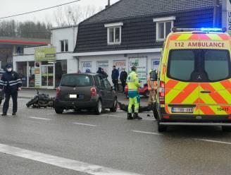 Motorrijder (23) laat het leven bij zwaar ongeval in Scherpenheuvel-Zichem