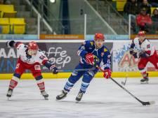 Streep door ijshockeyseizoen van Nijmegen Devils