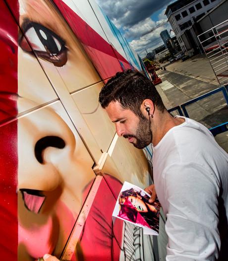 Eindhoven drie keer genomineerd voor Dutch Street Art Awards
