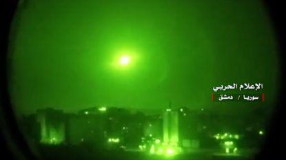 """""""Israël voert luchtaanvallen uit op Syrië"""""""