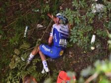 Remco Evenepoel devra encore attendre avant de remonter sur un vélo