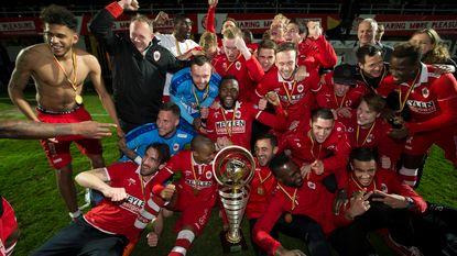 Antwerp is back! 'Great Old' keert terug naar eerste klasse na 1-2 zege tegen Roeselare