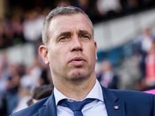 Hake weg als trainer FC Twente na slechte seizoensstart