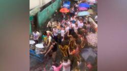 Zondvloed kan carnavalisten niet stoppen
