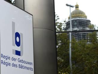 15-tal gemaskerde mannen binnengedrongen in kantoren Regie der Gebouwen