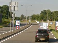 Van 60 naar 50 op de Groene Zoomweg in Harderwijk