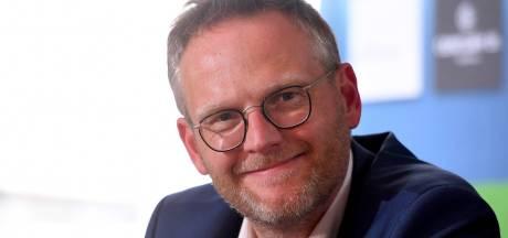 Peter Croonen nouveau président de la Pro League, les playoffs maintenus