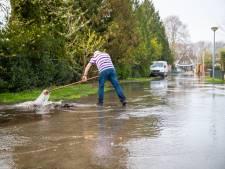 Straat voor tweede keer blank, maar 'waterleiding Wezep is in goede staat'