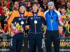Uitmuntende Roest pakt titel in baanrecord op 5000 meter