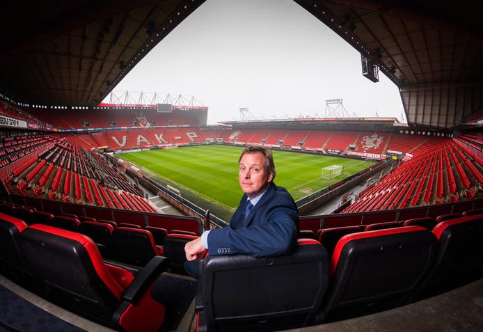 Erik Velderman, de operationeel-directeur van FC Twente.