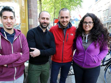 Veel buitenlandse studenten in Wageningen willen Nederlands leren