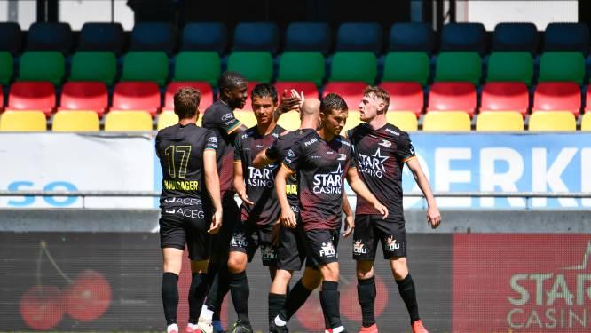 OEFENMATCHEN. Essevee klopt AA Gent na sterke start - KVO wint van Cercle