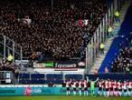 'Feyenoordsupporters fanatiekste bioscooppubliek ooit gezien'