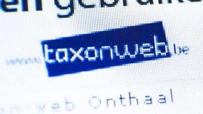 Veiligheidslek Tax-on-web gedicht nadat tiener het maanden geleden had ontdekt