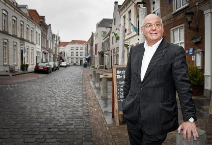 Albert Krielen. Archieffoto Merijn Koelink/De Gelderlander