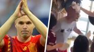 Nog altijd meer trofeeën dan kaarsjes: Iniesta wordt 36 en nog steeds op handen gedragen