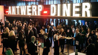 Recordbedrag: Antwerp Diner zamelt 105.423 euro in