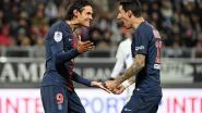 Meunier en PSG rekenen na rust helemaal af met tienkoppig Amiens