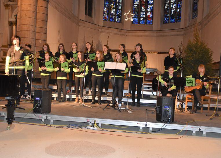 Muzikale jongerengroep Klimdraad zamelt 7.500 euro in voor de Warmste Week.