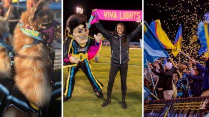 Lama's op het veld, marihuana bij de vleet én een mini-Tomorrowland voor de match: bij deze knotsgekke voetbalclub is overwinning bijzaak