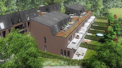 Bouwproject Colvia is knipoog naar historische gebouwen in Willebroek