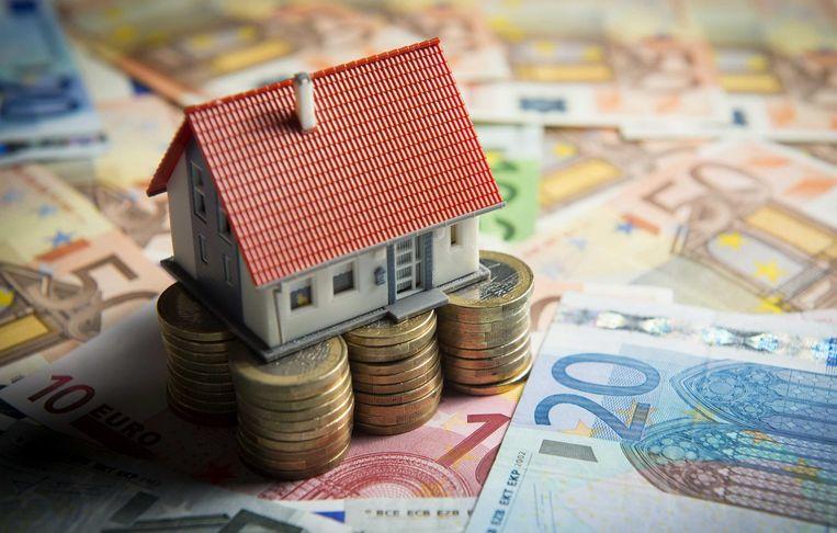 We lenen vooral voor grote aankopen, zoals een woning of een auto.