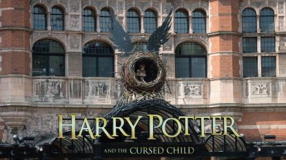Harry Potter-toneelstuk breekt record op Broadway