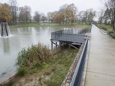 Groepsgesprek vanwege jeugdoverlast in Blokkenpark in Nijverdal
