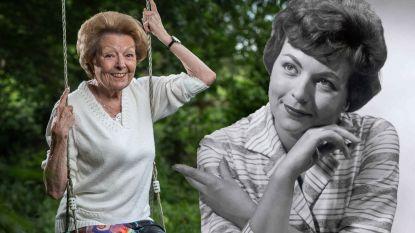 VRT-icoon Tante Terry (86) overleden