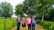 Meer dan 100 wandelaars ontdekken vernieuwde Toontjespad
