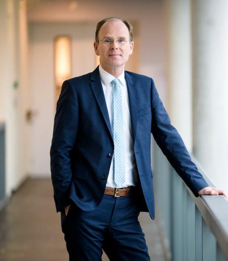 Vertrekkend burgemeester Schrijer: 'Over tien, vijftien jaar ziet Zwijndrecht er heel anders uit'